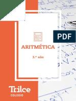 ARITMÉTICA 2018 - 3º