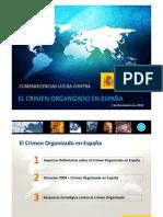 Bal Crimen Organizado Noviembre Presentacion