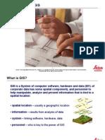 GIS Market Study