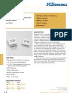 3022_ICS accelerometer