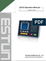 E21S_Operation_Manual_V1.06