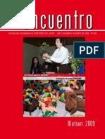 Revista Encuentro Mes de Mayo 2009