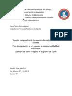 aportes de cada autor de la administracion, ejemplo grafica de gantt y foro (1).docx