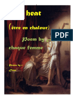 On heat-erotic poetry