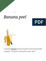 Banana peel - Wikipedia