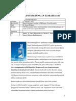 TDI Pencegahan infeksi nosokomial dari sistem tertutup dengan air steril pada Humidifier  .docx