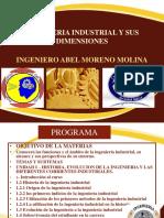 Ingeniería Industrial y sus dimensiones