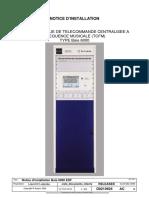 ACTARIS - BAIE 6000 - notice_installation