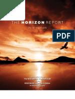 CC 2010 Horizon Report