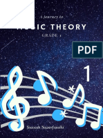 A Journey To music theory