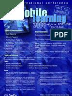 Poster ML2008