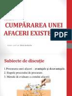 Tema 5 Procurarea afacerii existente.pptx