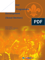 BOY SCOUTS OF THE PHILIPPINES YOUTH PROGRAMME DEVELOPMENT 2003