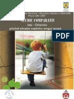Studiu Comparativ Iasi Chisinau