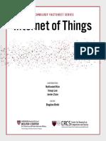 IoT - Technology Factsheet Series - 2019