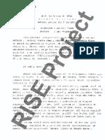 1. Sent civila Jud Sibiu - 6700 - 7 octombrie 1999
