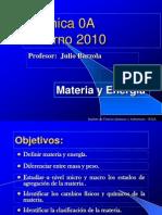 Química - Materia y Energía
