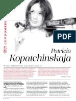 Entrevista Patricia Kopatchinskaja