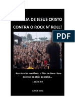 A Igreja de Jesus Cristo Contra o Rock n Roll - E-book