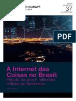 A Internet das Coisas no Brasil