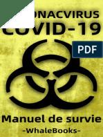 Manuel de Survie Du Coronavirus - Whale Books