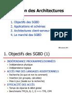objectivesdes SGBD