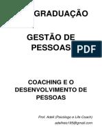 APOSTILA pos gestao coach e desenvovimento de pessoas