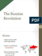russian revolution-2020