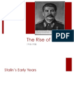 rise of stalin 2020