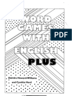 Word Games With English Plus