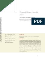 referencia 2 - annurev.fluid.40.111406.102142 Flows of Dense GranularMediaYo ̈el Forterre and Olivier Pouliquen
