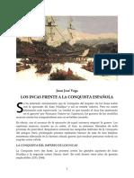 Juan José Vega - Los Incas frente a la conquista