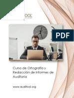 Guia - Modulo 1 - Ortografia y Redaccion de Informes de Auditoria.