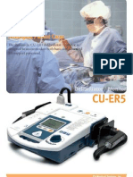 Desfibrilador  CU MEDICAL - CU ER5