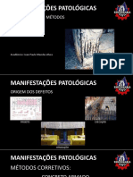 MANIFESTAÇÕES PATOLÓGICAS - AÇO & CONCRETO.pptx