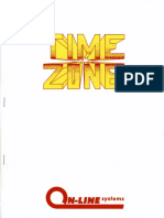 timezone-manual