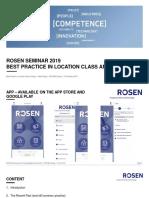 Mejores practicas en la determinacion de las clases de localizacion_Best Practices around Class Location_MWright
