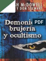 McDOWELL, Josh & STEWART, Don. (2013). Demonios, brujeria y ocultismo. serie de Bolsillo. Unilit