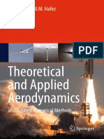 Theoretical and Applied Aerodynamics and Related Numerical Methods by J.J. Chattot and M.M. Hafez