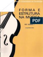 forma e estrutura na música - roy bennett