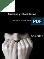 Ansiedad y Rehabilitación