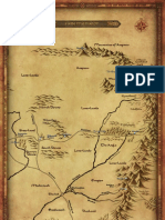 Adventures in Middle Earth - Eriador Adventures - Maps