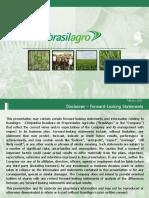 BrasilAgro 2010 Corporate Presentation Slides Deck PPT
