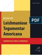 ATLAS Diagnostico Leishmaniose Tegumentar Americana