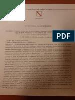 Ordinanza Chiusura Conservatorio