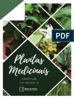 Plantas Medicinais Cartilha Campinas