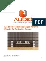 AudioProduccion
