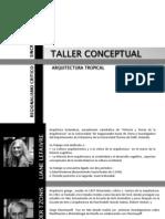 Arquitectura Tropical , Regionalismo Critico y Sincretismo Ambiental Carla Martinez