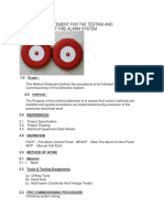 METHOD STATEMENT FOR FIRE ALARM SYSTEM.docx