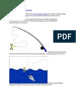 Trik Memancing Ikan Gurami